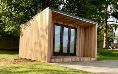 What to consider for your garden office project